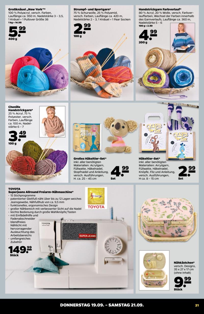 NETTO Supermarkt Prospekt vom 16.09.2019, Seite 20