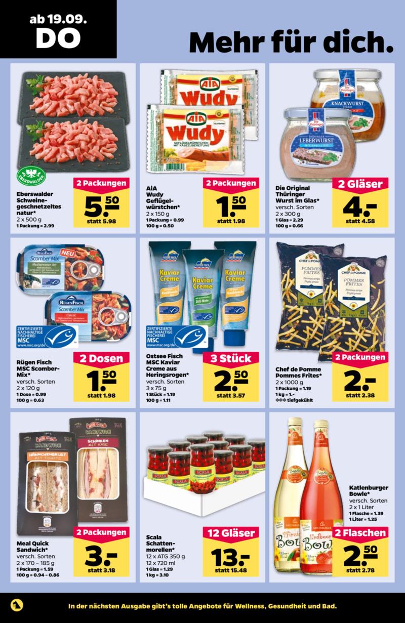 NETTO Supermarkt Prospekt vom 16.09.2019, Seite 23