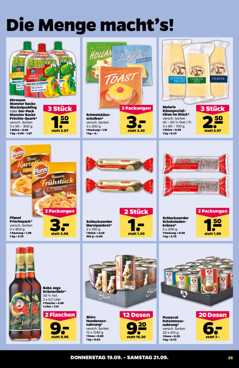 NETTO Supermarkt Prospekt vom 16.09.2019, Seite 24