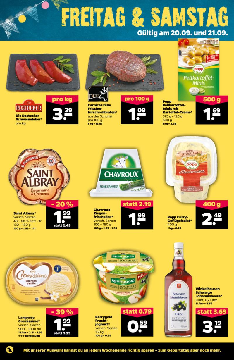 NETTO Supermarkt Prospekt vom 16.09.2019, Seite 25
