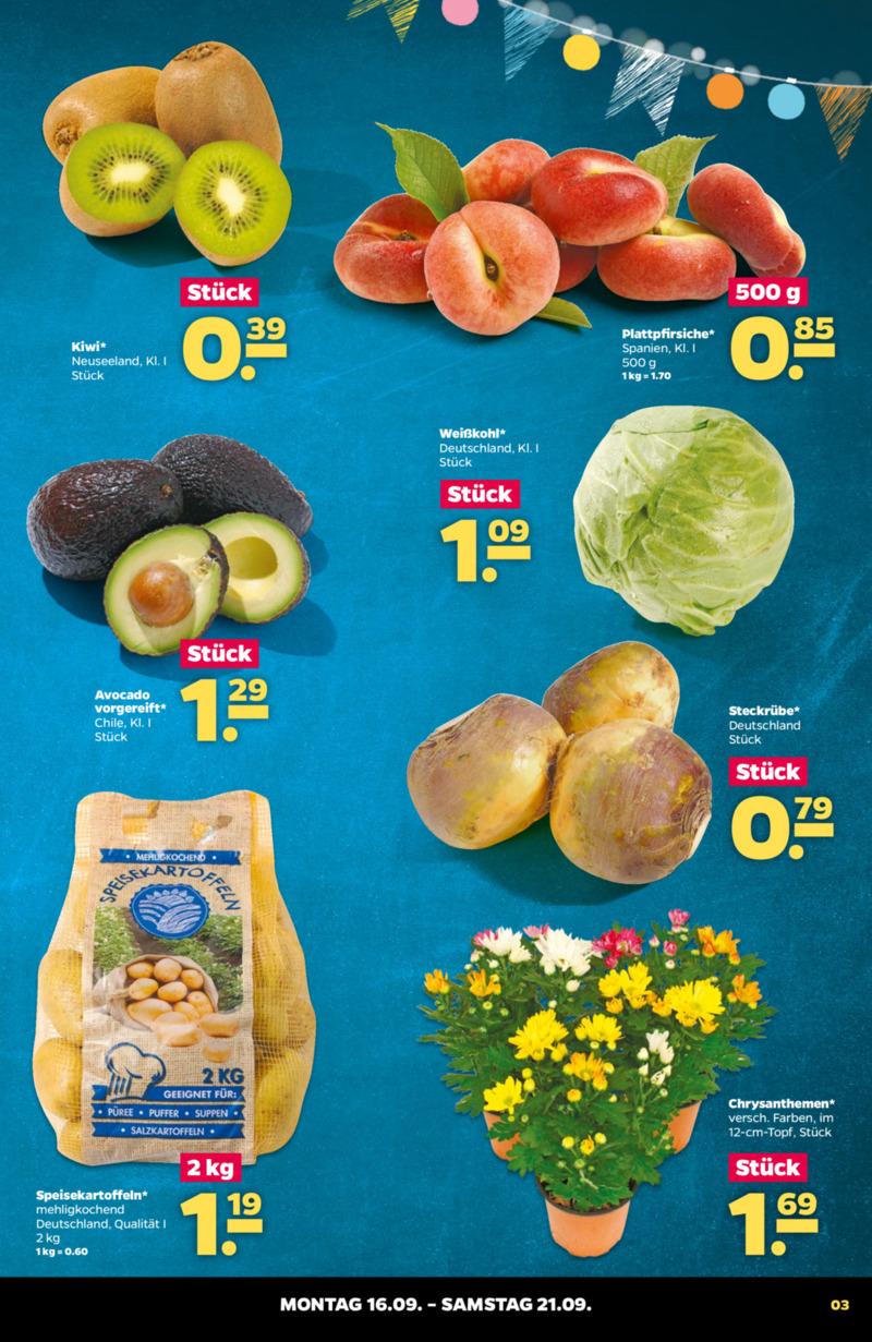 NETTO Supermarkt Prospekt vom 16.09.2019, Seite 2