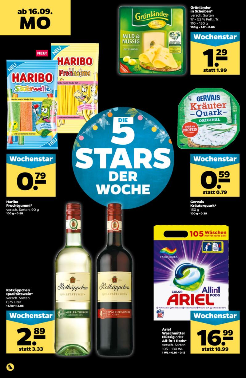 NETTO Supermarkt Prospekt vom 16.09.2019, Seite 3