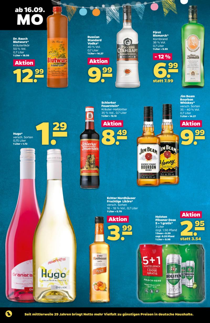 NETTO Supermarkt Prospekt vom 16.09.2019, Seite 5