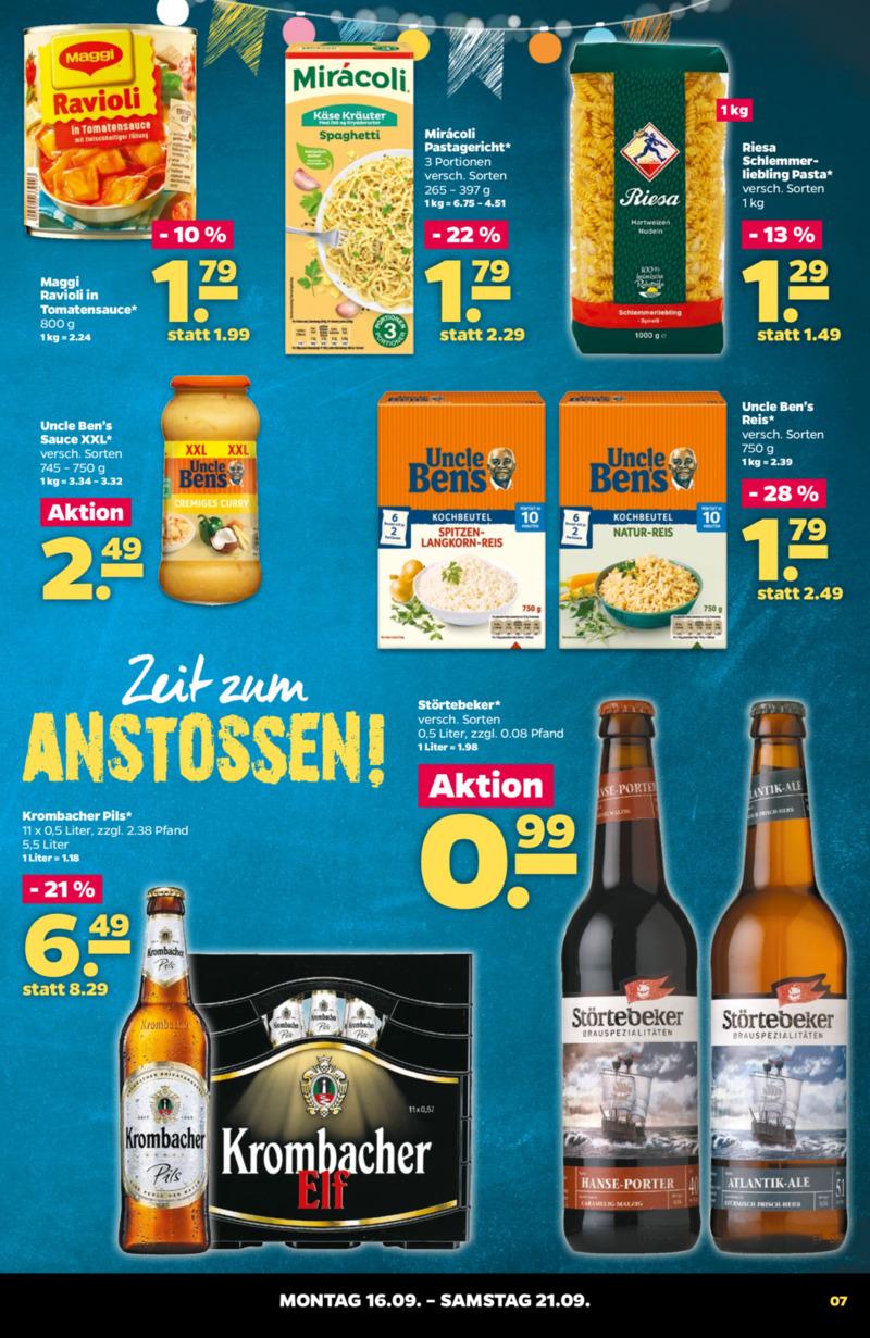 NETTO Supermarkt Prospekt vom 16.09.2019, Seite 6