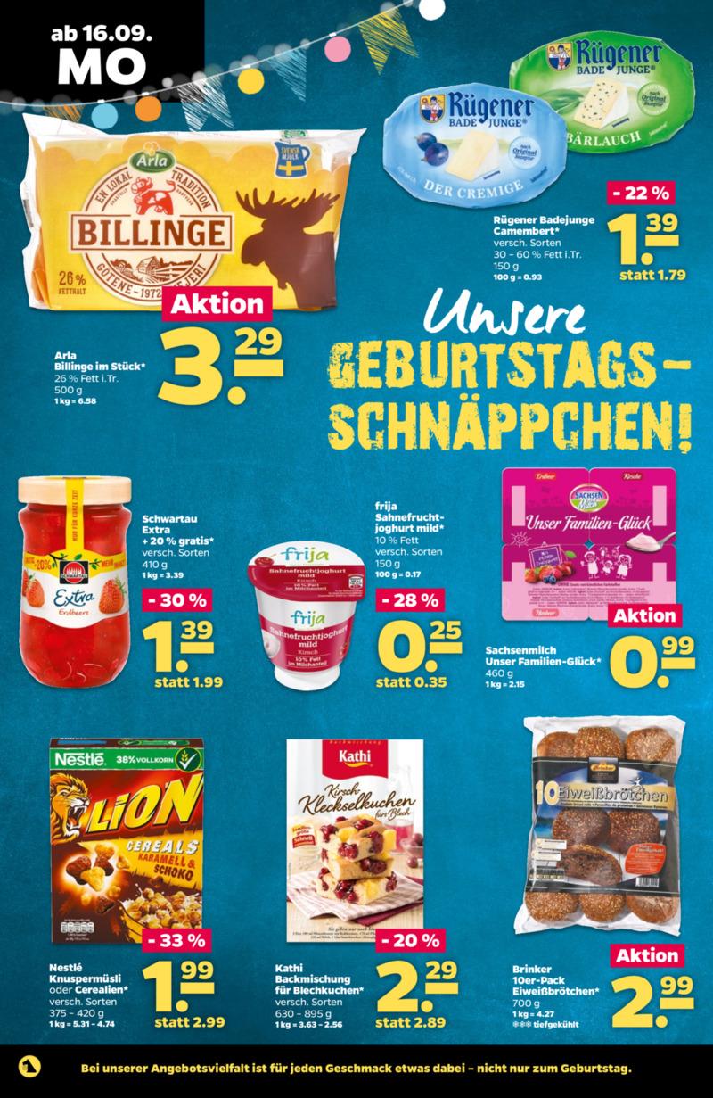 NETTO Supermarkt Prospekt vom 16.09.2019, Seite 7