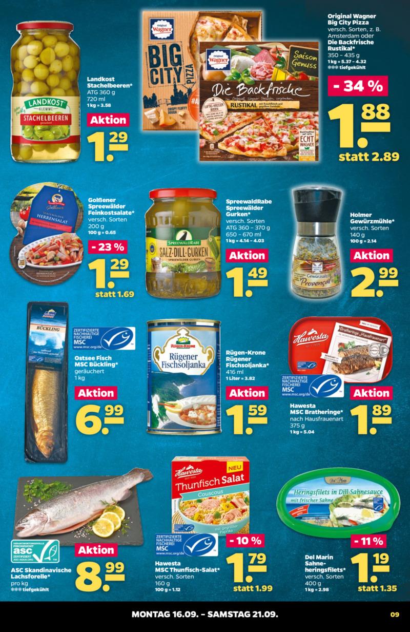 NETTO Supermarkt Prospekt vom 16.09.2019, Seite 8