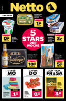 NETTO Supermarkt Prospekt vom 23.09.2019