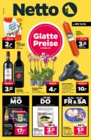 NETTO Supermarkt Prospekt vom 14.10.2019