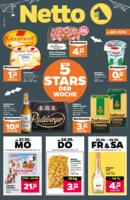 NETTO Supermarkt Prospekt vom 21.10.2019