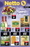 NETTO Supermarkt Prospekt vom 25.05.2020