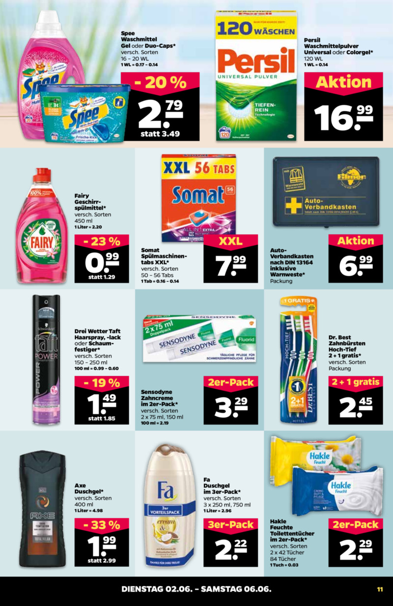 NETTO Supermarkt Prospekt vom 02.06.2020, Seite 10