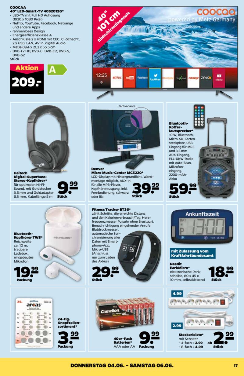 NETTO Supermarkt Prospekt vom 02.06.2020, Seite 16