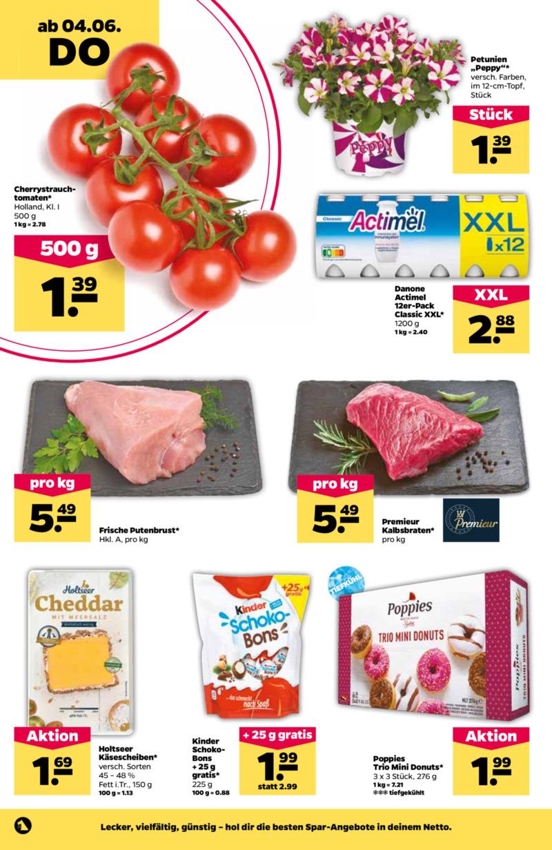 NETTO Supermarkt Prospekt vom 02.06.2020, Seite 19