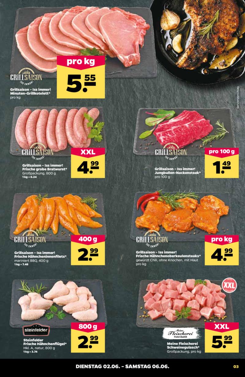 NETTO Supermarkt Prospekt vom 02.06.2020, Seite 2