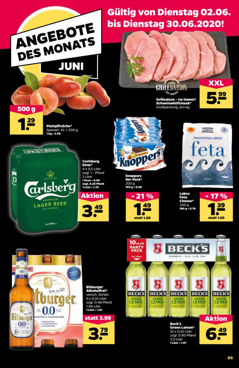 NETTO Supermarkt Prospekt vom 02.06.2020, Seite 4