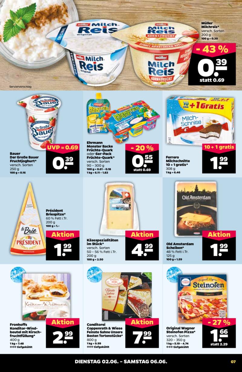 NETTO Supermarkt Prospekt vom 02.06.2020, Seite 6