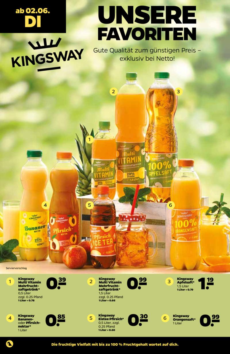 NETTO Supermarkt Prospekt vom 02.06.2020, Seite 7
