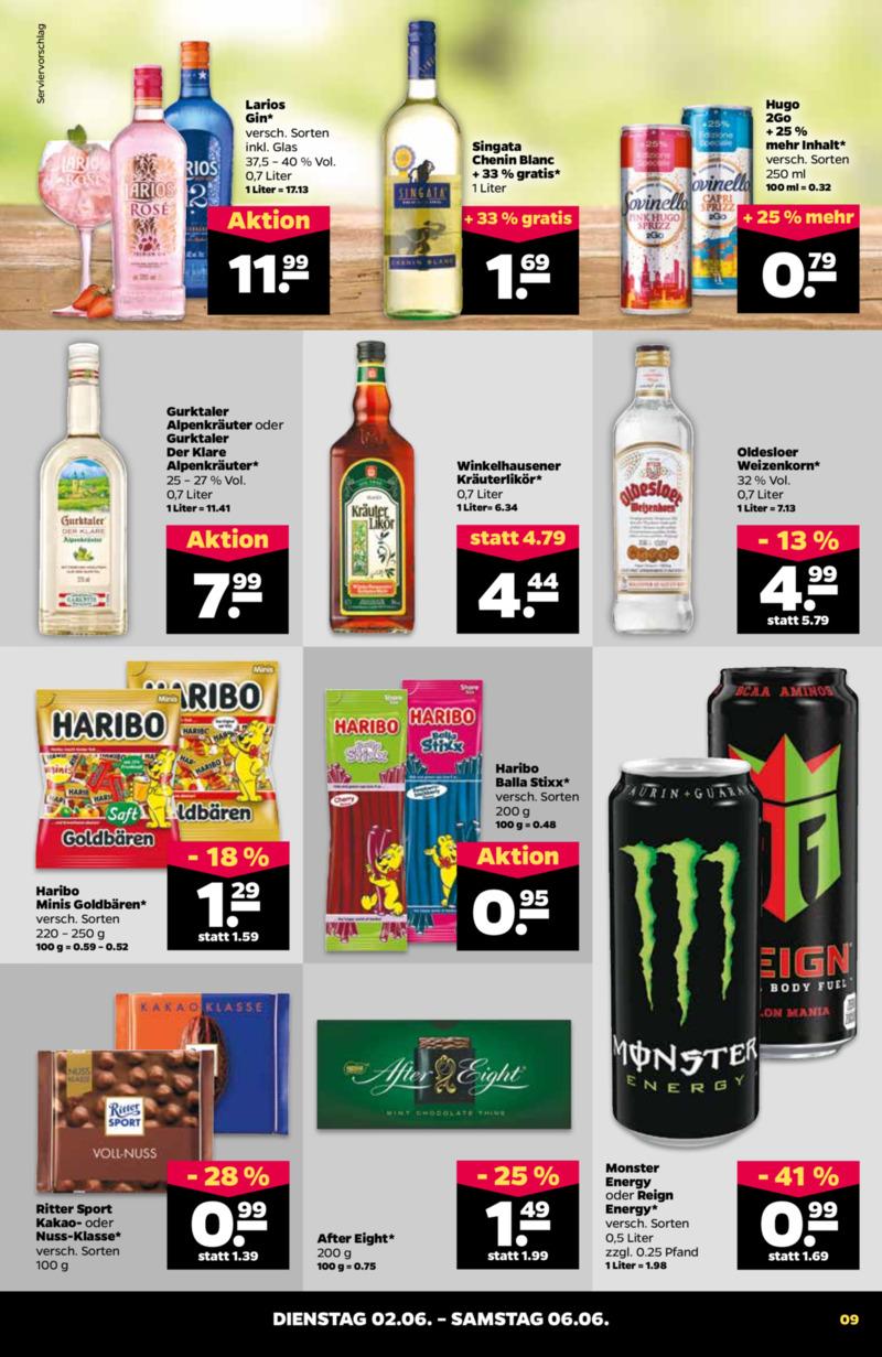NETTO Supermarkt Prospekt vom 02.06.2020, Seite 8