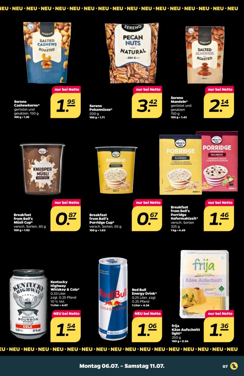 NETTO Supermarkt Prospekt vom 06.07.2020, Seite 10