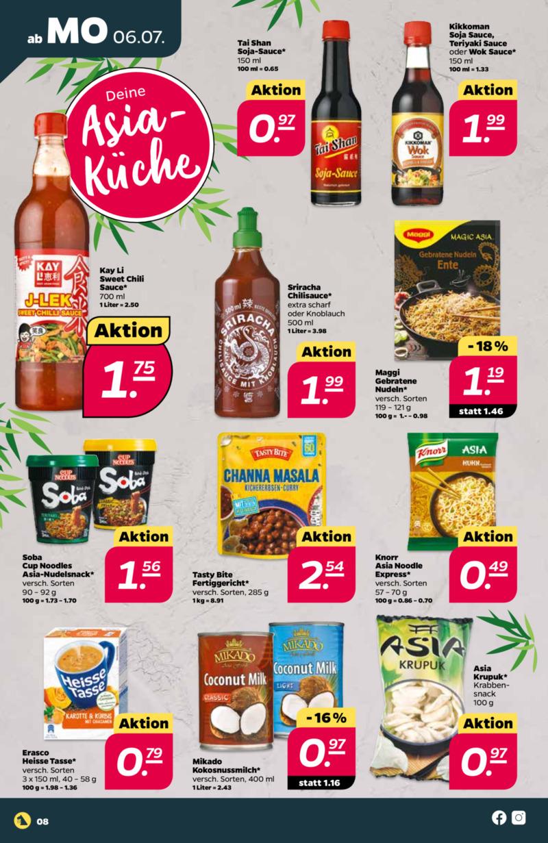 NETTO Supermarkt Prospekt vom 06.07.2020, Seite 11