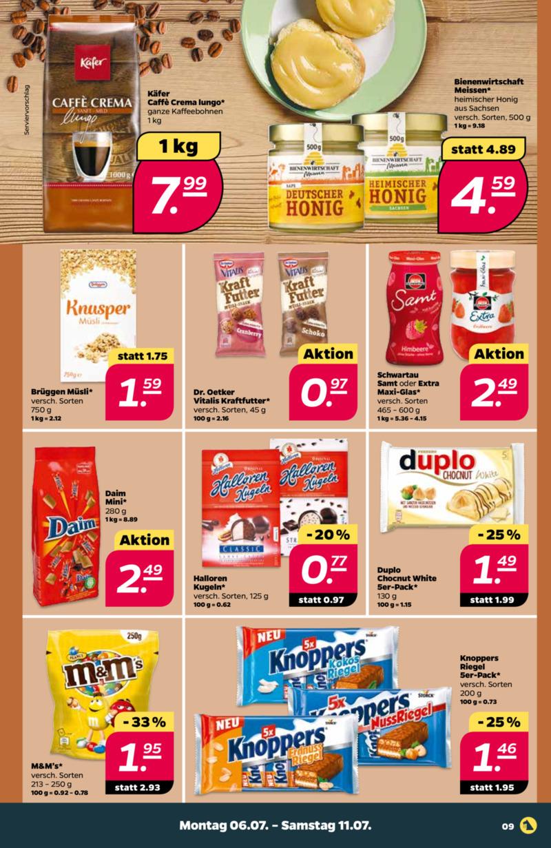 NETTO Supermarkt Prospekt vom 06.07.2020, Seite 12