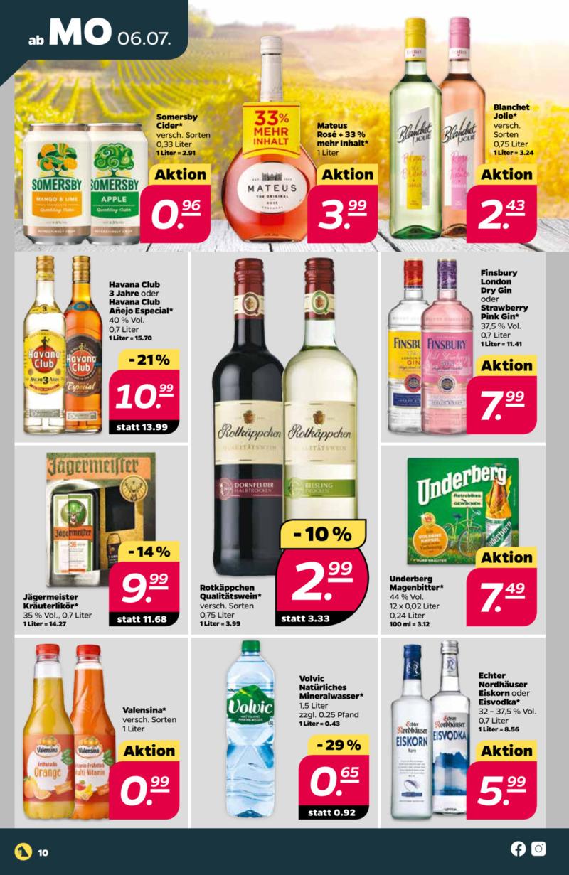 NETTO Supermarkt Prospekt vom 06.07.2020, Seite 13