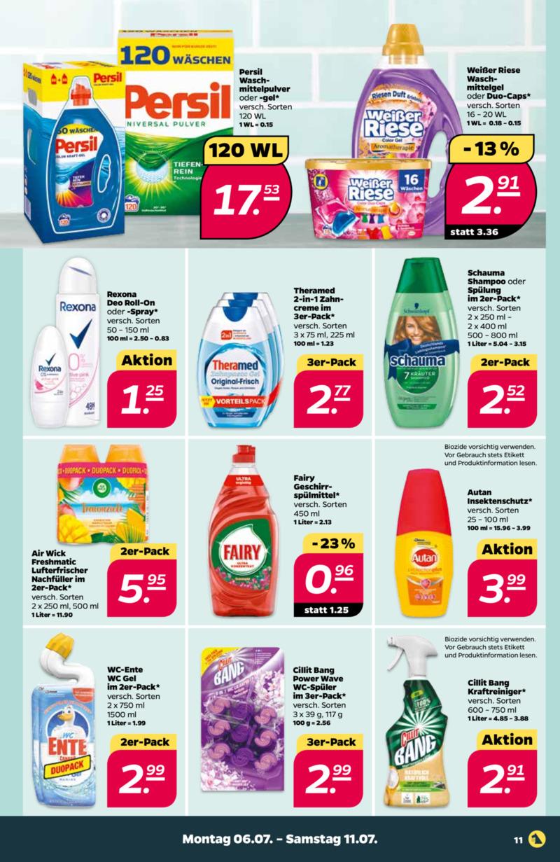 NETTO Supermarkt Prospekt vom 06.07.2020, Seite 14