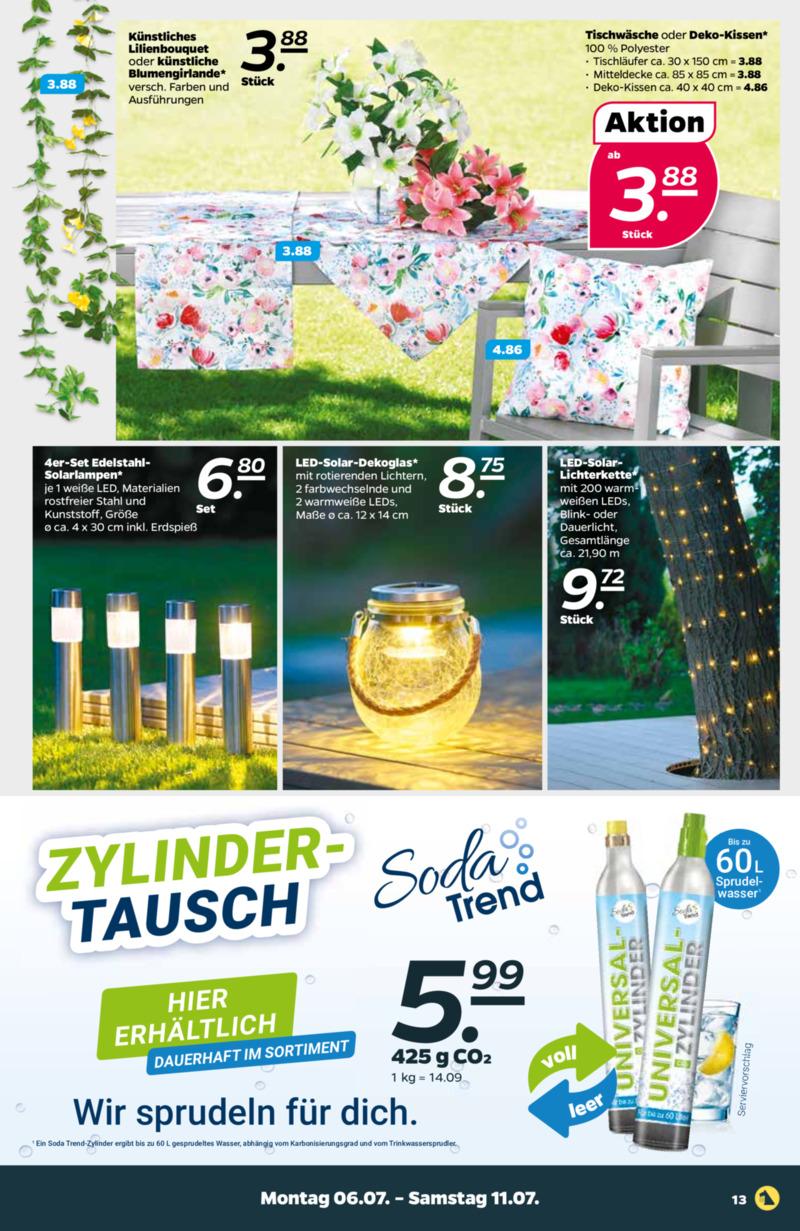 NETTO Supermarkt Prospekt vom 06.07.2020, Seite 16