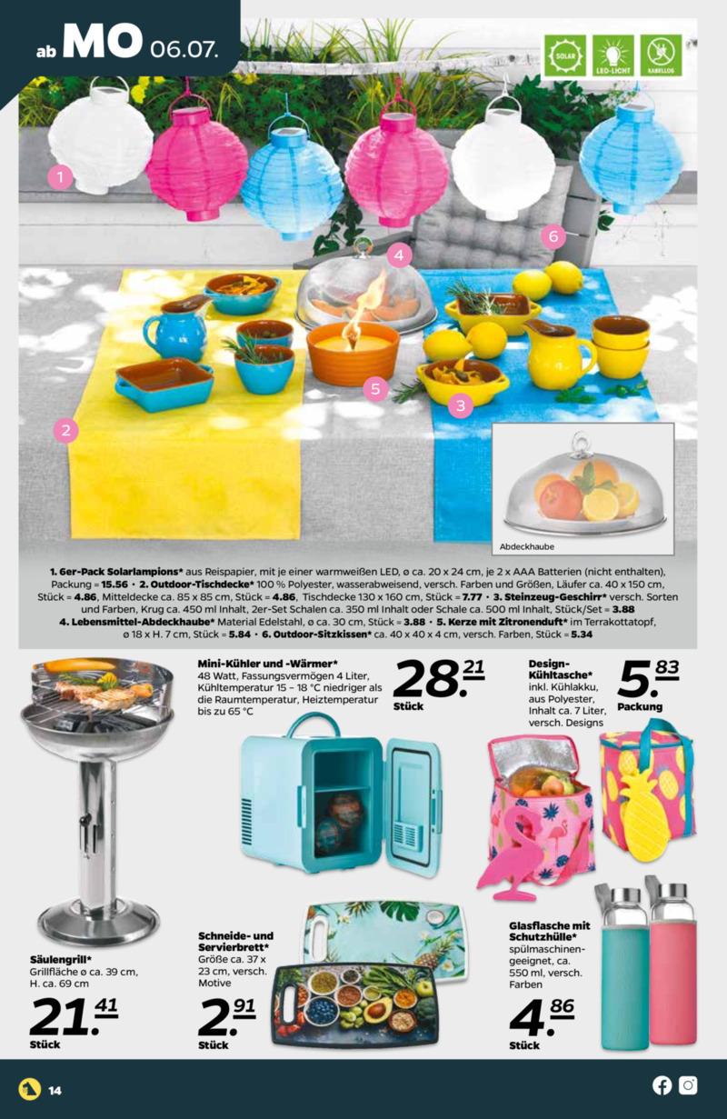 NETTO Supermarkt Prospekt vom 06.07.2020, Seite 17