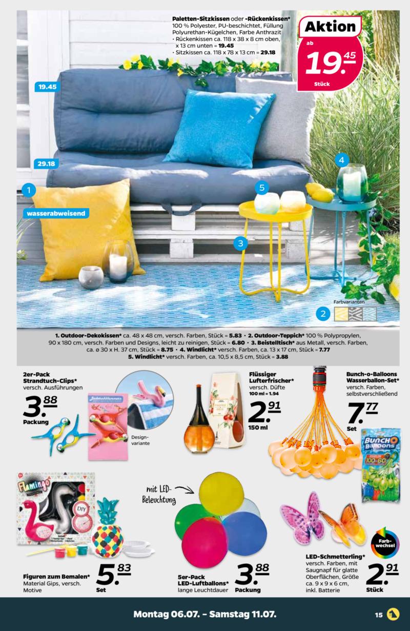 NETTO Supermarkt Prospekt vom 06.07.2020, Seite 18
