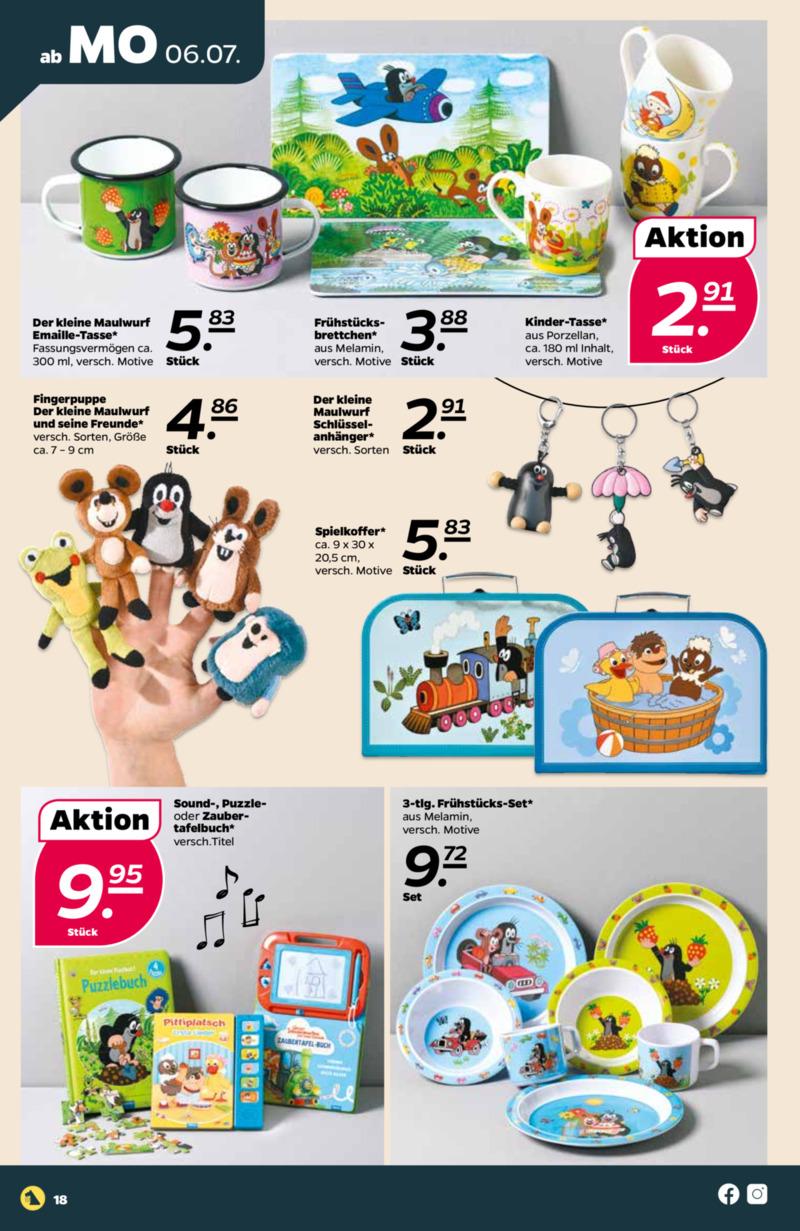 NETTO Supermarkt Prospekt vom 06.07.2020, Seite 21