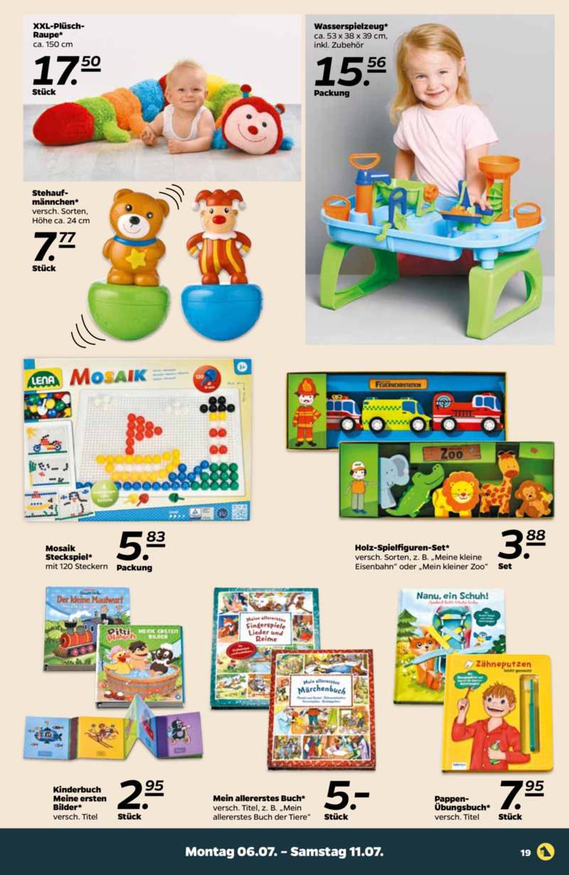 NETTO Supermarkt Prospekt vom 06.07.2020, Seite 22