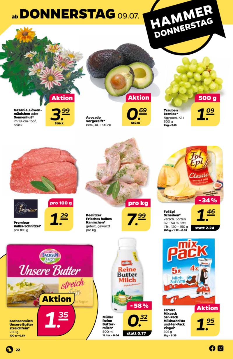 NETTO Supermarkt Prospekt vom 06.07.2020, Seite 25