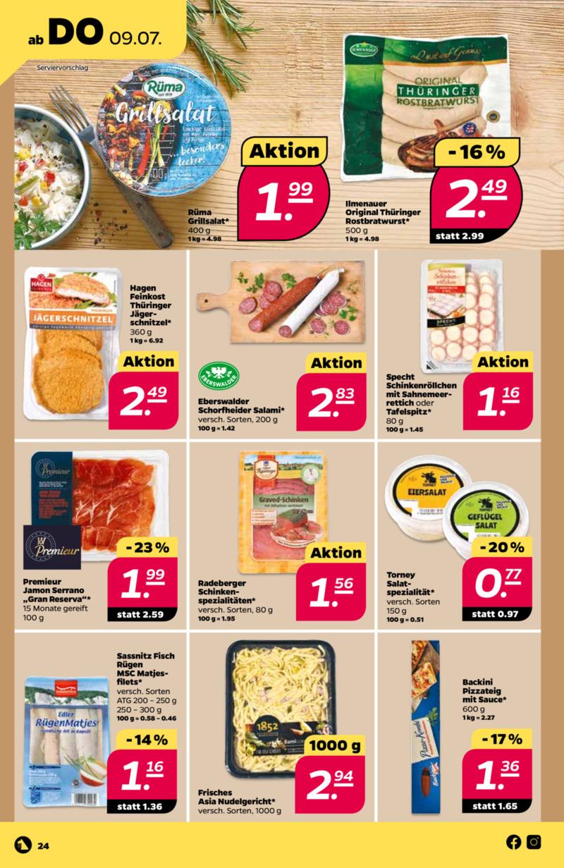 NETTO Supermarkt Prospekt vom 06.07.2020, Seite 27