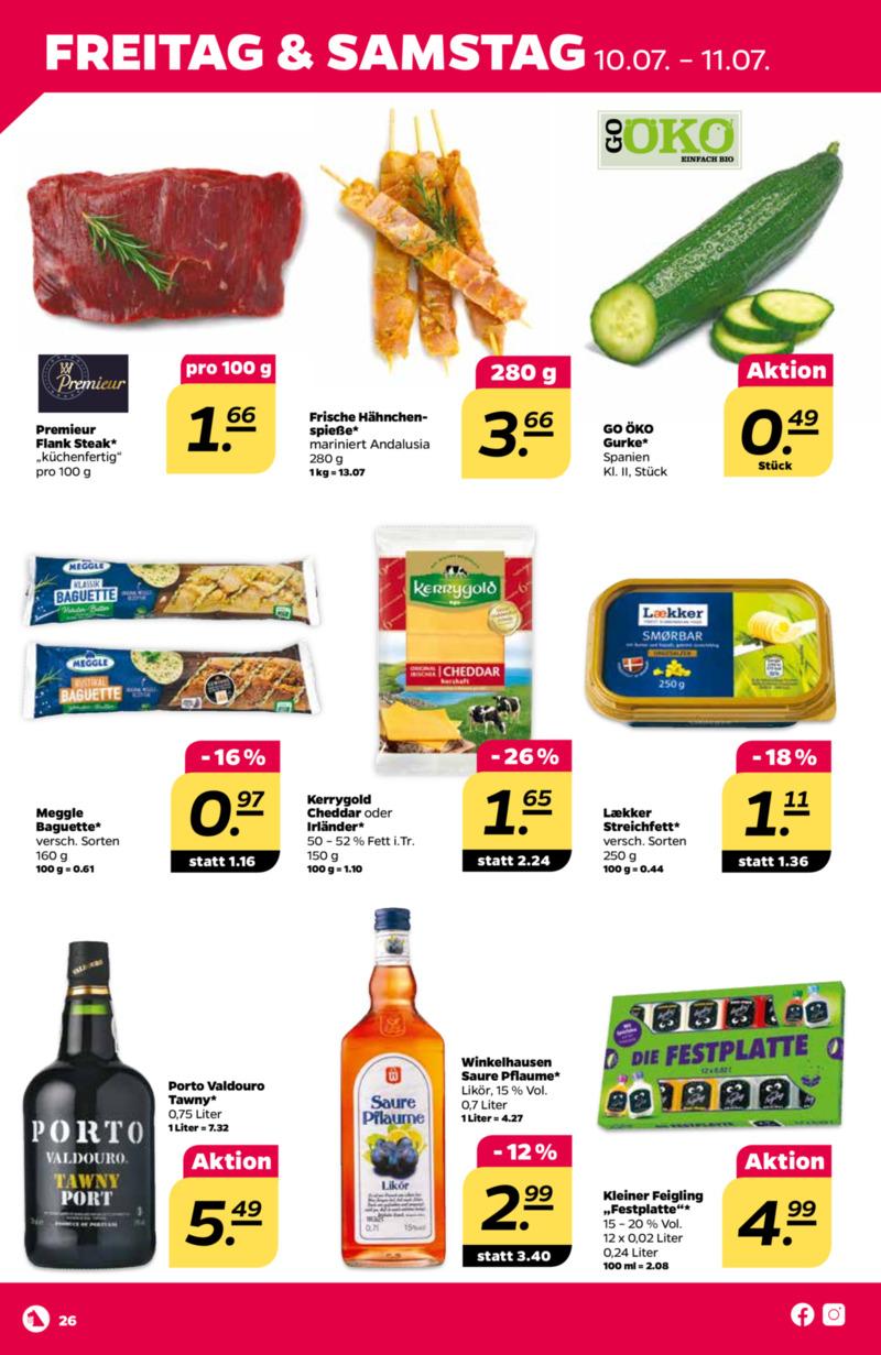 NETTO Supermarkt Prospekt vom 06.07.2020, Seite 29