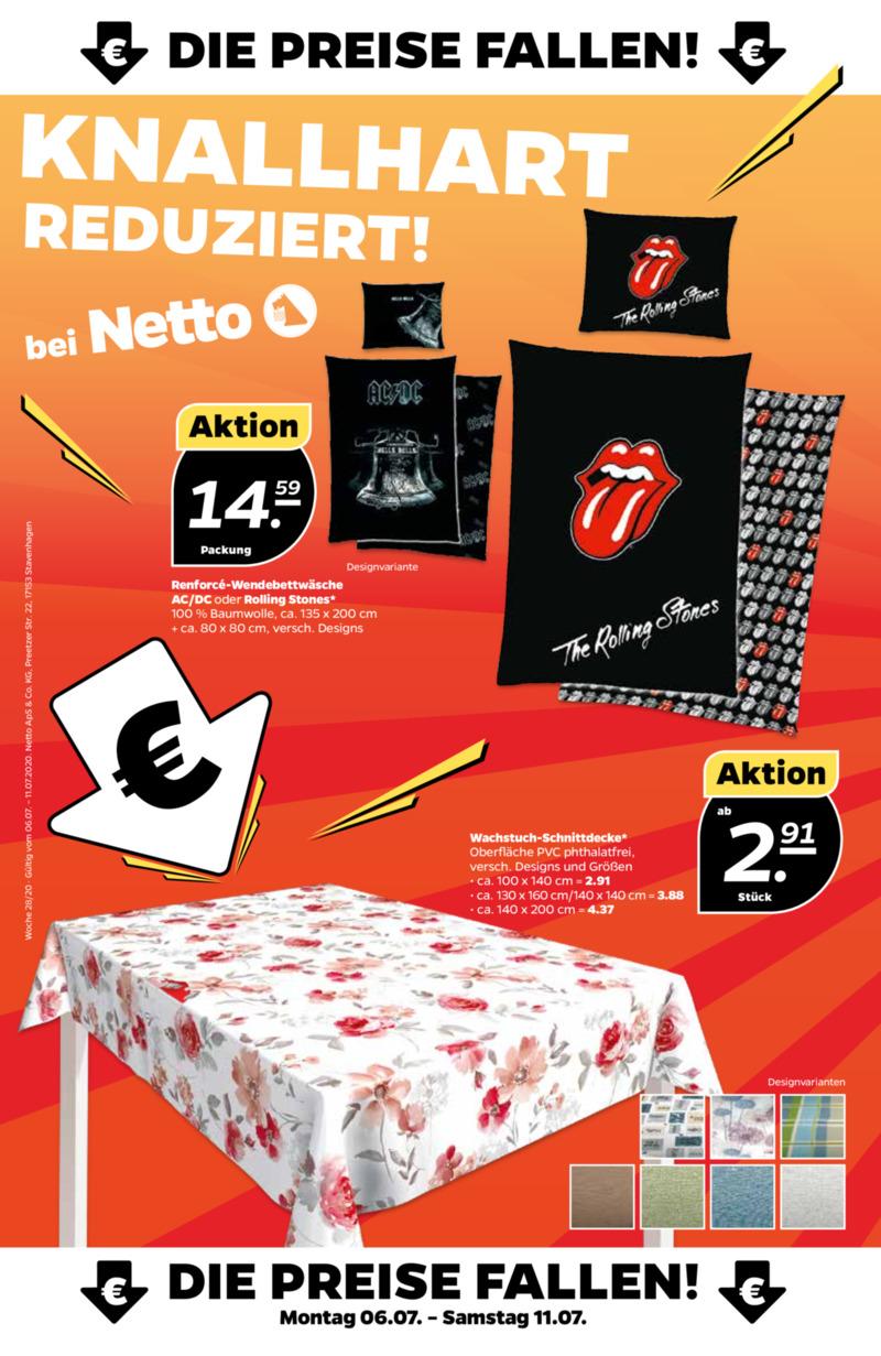 NETTO Supermarkt Prospekt vom 06.07.2020, Seite 3
