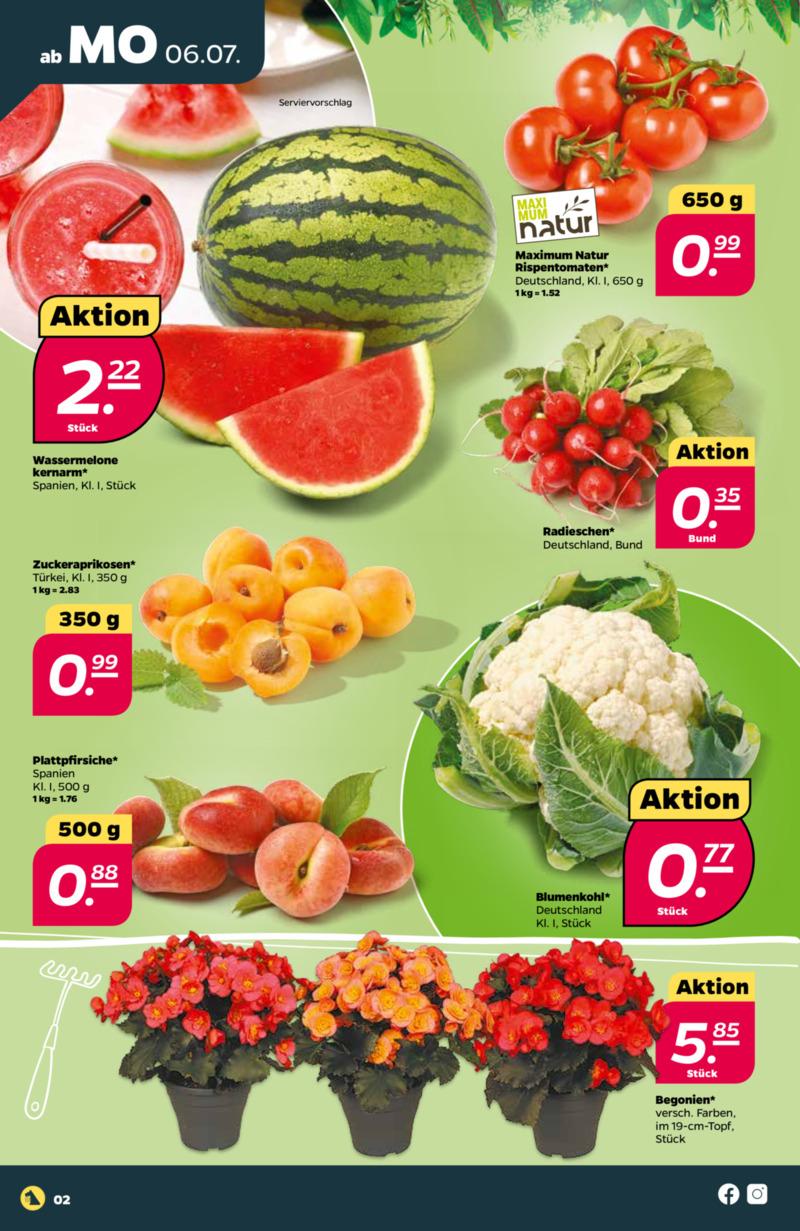 NETTO Supermarkt Prospekt vom 06.07.2020, Seite 5