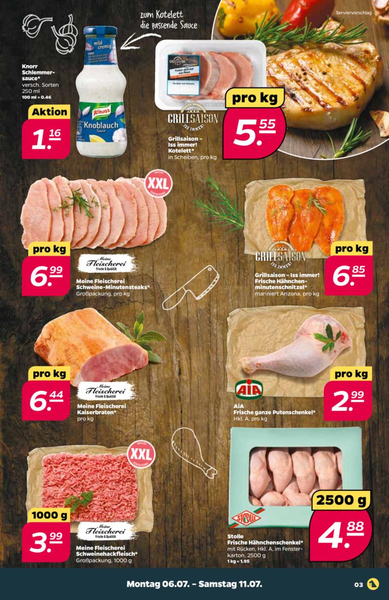 NETTO Supermarkt Prospekt vom 06.07.2020, Seite 6