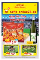 Netto Marken-Discount Prospekt vom 01.06.2018