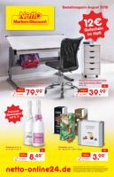 Netto Marken-Discount Prospekt vom 01.08.2018