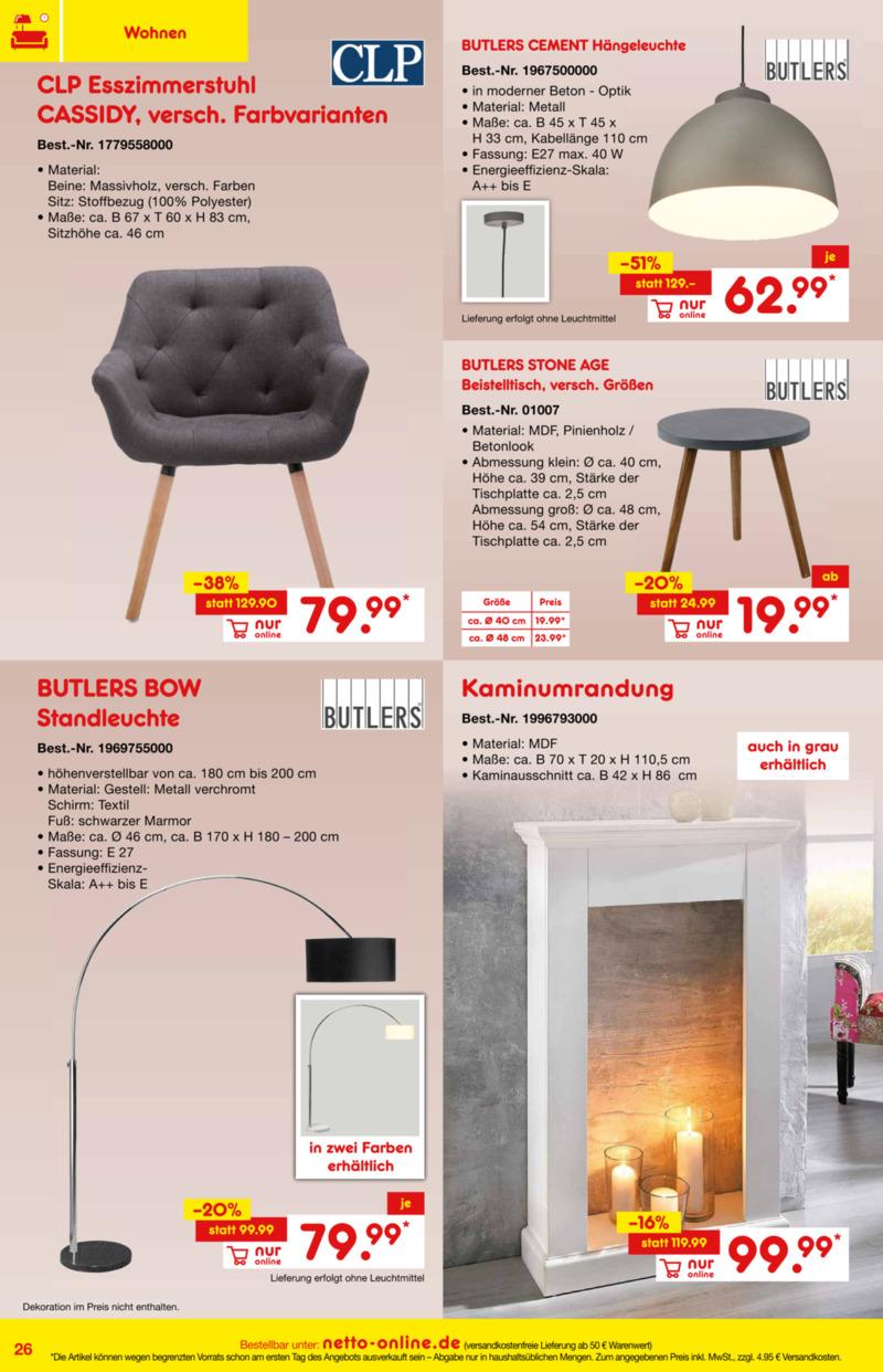 Netto Marken-Discount Prospekt vom 01.01.2019, Seite 25