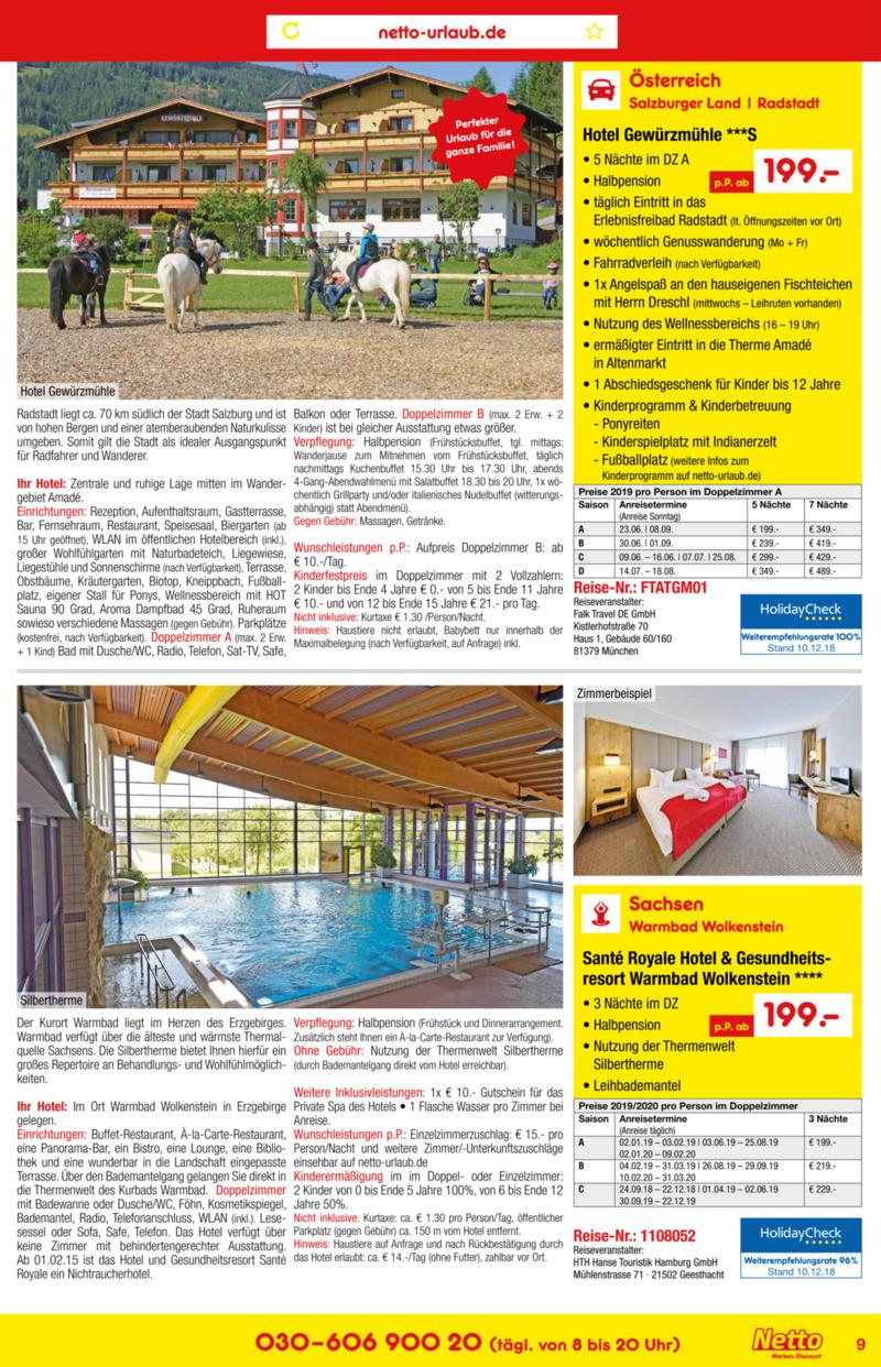 Netto Marken-Discount Prospekt vom 01.01.2019, Seite 8