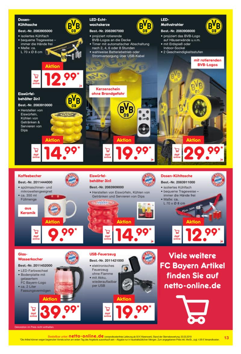 Netto Marken-Discount Prospekt vom 01.05.2019, Seite 12
