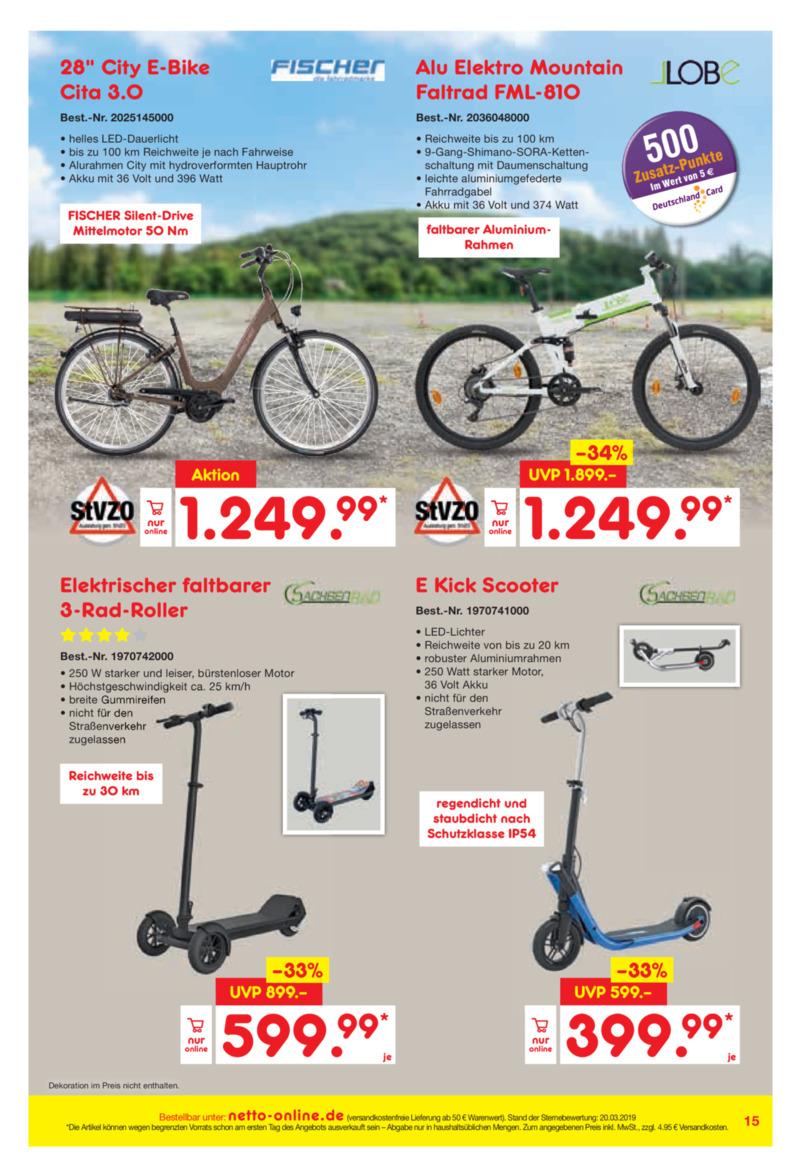 Netto Marken-Discount Prospekt vom 01.05.2019, Seite 14