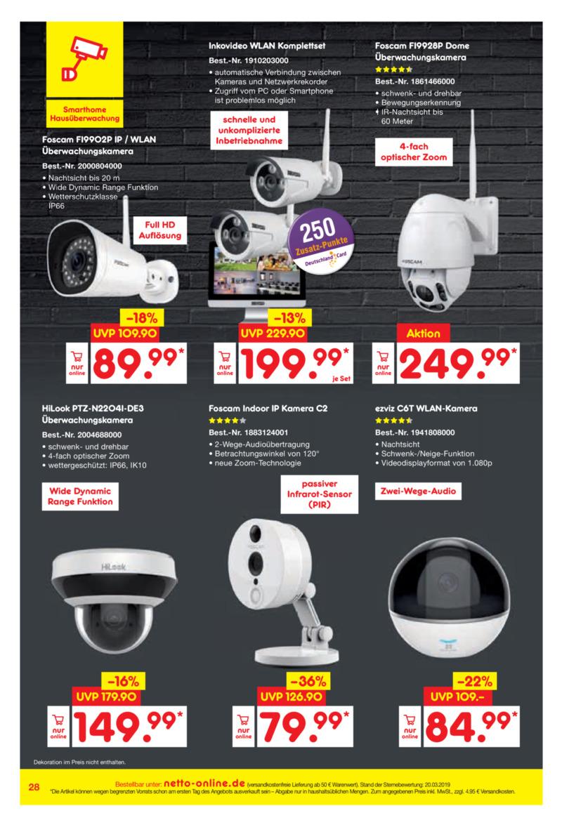 Netto Marken-Discount Prospekt vom 01.05.2019, Seite 27