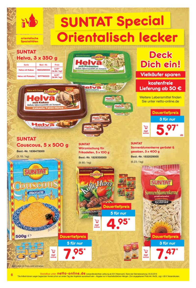 Netto Marken-Discount Prospekt vom 01.05.2019, Seite 5