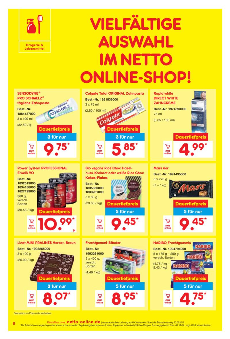 Netto Marken-Discount Prospekt vom 01.05.2019, Seite 7