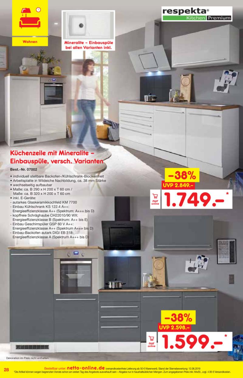 Netto Marken-Discount Prospekt vom 01.07.2019, Seite 27