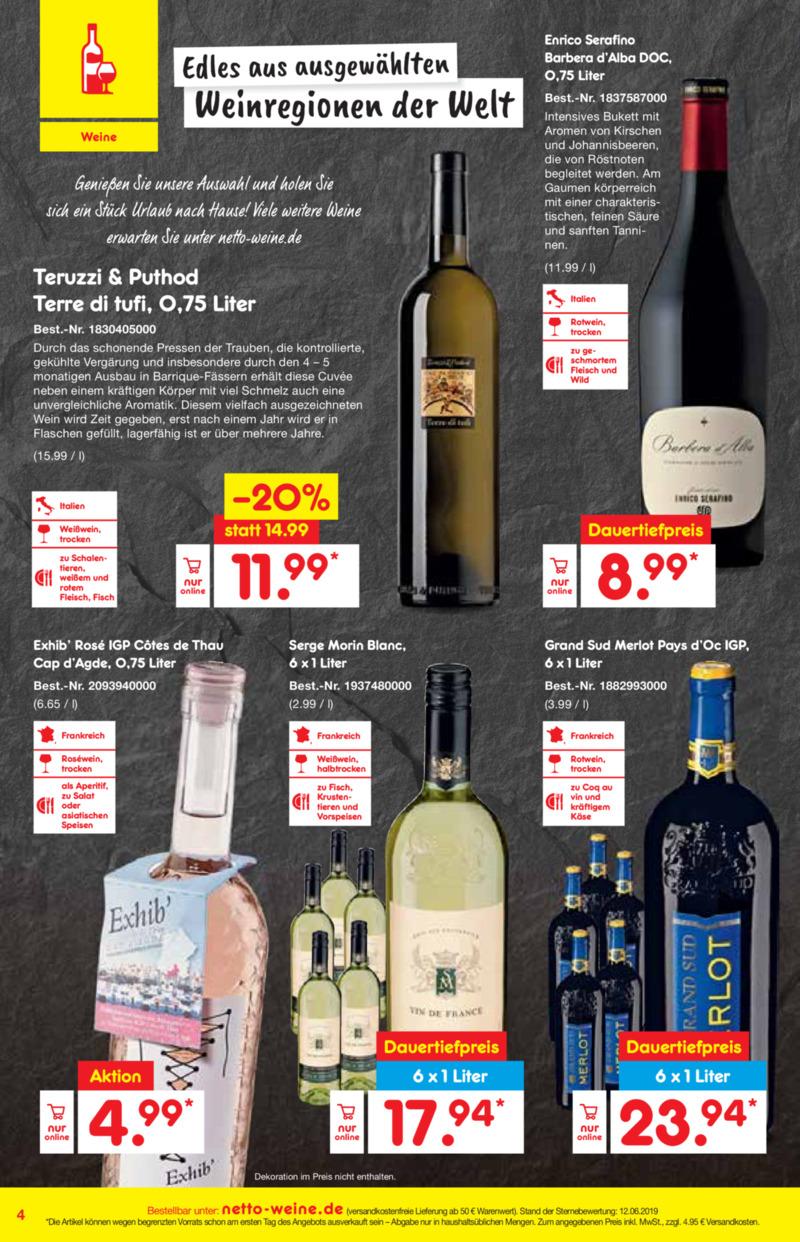 Netto Marken-Discount Prospekt vom 01.07.2019, Seite 3