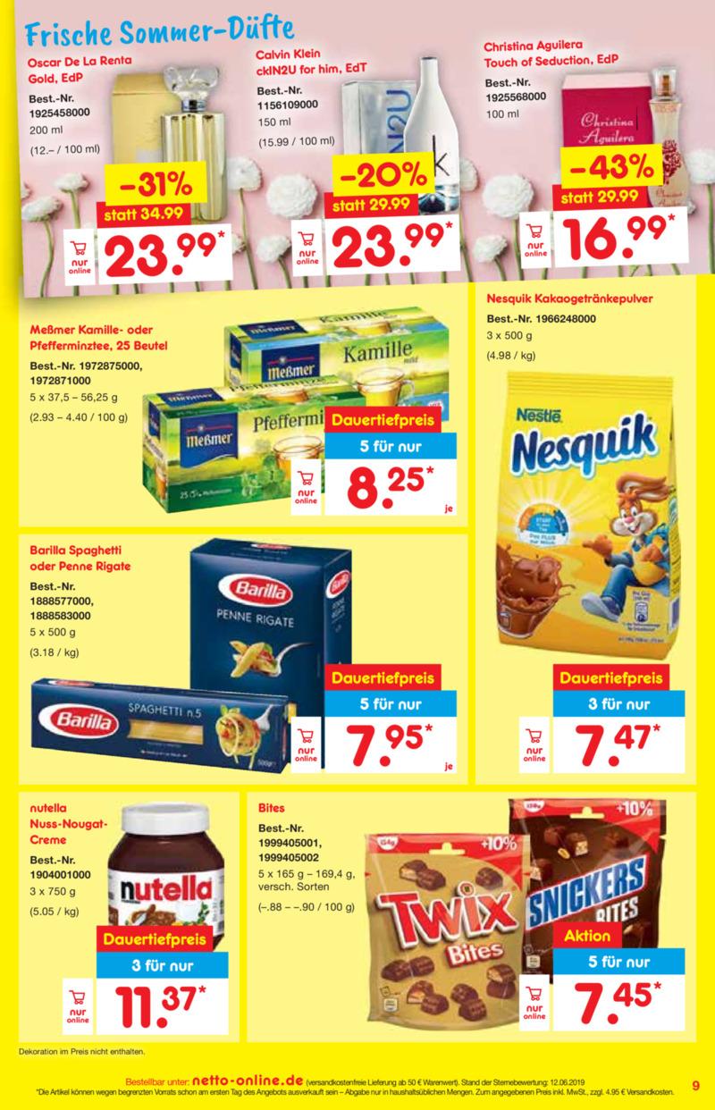Netto Marken-Discount Prospekt vom 01.07.2019, Seite 8